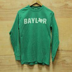 Baylor Texas O Long Sleeve