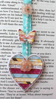 Cute book mark