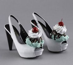 #cupcakes #shoes #delicious