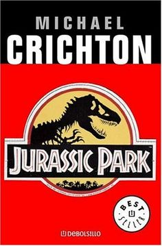 """1993. NYRA Young Adult Category. """"Jurassic Park"""" by Michael Crichton"""