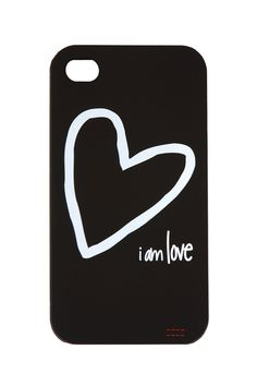 I Am Love iPhone 4 case