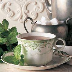 Spiced Mint Tea Recipe