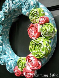 | Seven summertime wreaths for sunny days | Crafts 'n Coffee