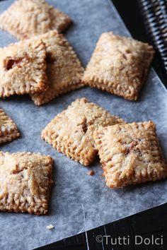 Apple Graham Hand Pies | Tutti Dolci @Laura | Tutti Dolci
