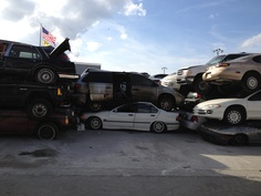 Junk cars!!! Ahhhhhh Http://www.you-pull-it.com