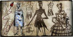 Gerard Way Black Parade   Gerard Way Artwork