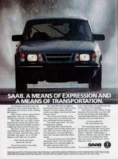 Saab 1980s