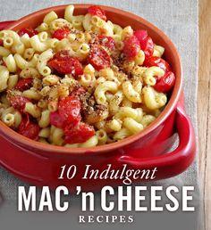 10 Indulgent Mac and Cheese Recipes - Cosmopolitan