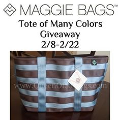 Maggie Bags Tote of Many Colors Giveaway | Queen of Savings - Product Reviews & Giveaway, Coupons, Daily Deals & FreebiesQueen of Savings - Product Reviews & Giveaway, Coupons, Daily Deals & Freebies
