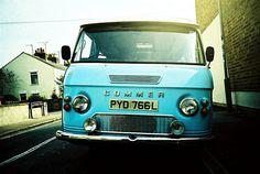 Commer Dormobile by mad jeff, via Flickr