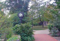 "Lovely ""Chapel Walk"".....on Denison's campus, Granville, Ohio..."