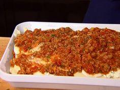 Turkey Lasagna Recipe : Ina Garten : Food Network