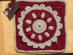 LOUISIANA TECH CROCHET PATTERN | Easy Crochet Patterns