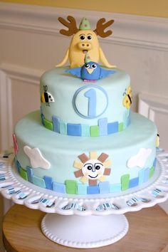 Cakes - Gigi-Mamma Cakes