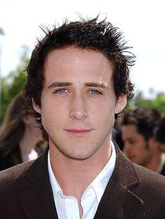 Hot Guys Before They Had Good Hair: Ryan Gosling.