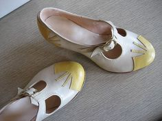 T-strap shoes... love!