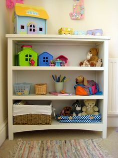 Kids toys: less is more - how to declutter your kids bedroom