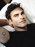 Joaquin Phoenix - don't know why, but sexiest guy out there for me.