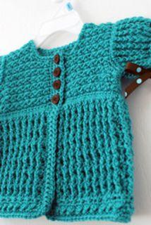 "Baby Sweater Cardigan Vest ""Bella Sarah Cardigan"" Children Child Cardigan by Elizabeth Alan"