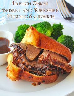 French Onion Braised Beef Brisket - Rock Recipes