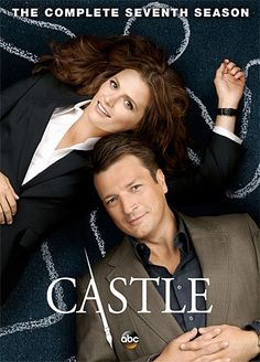 Castle: Season 7 (DVD)
