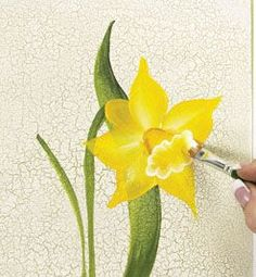 """My heart with pleasure fills, and dances with the daffodils"" 