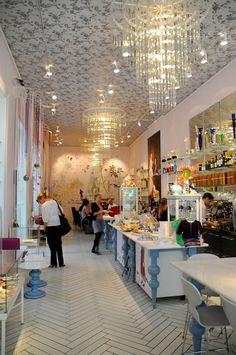 Royal Cafe in Copenhagen