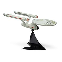 ThinkGeek :: Star Trek TOS Enterprise 1701 HD Ship