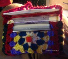 crochet tobbacco cas