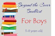 booklist for boys, aged 5-8