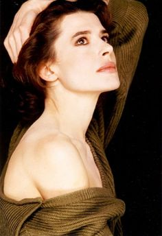 Fanny Ardant. Most Anything.