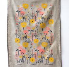 Image of Meadow Tea Towel