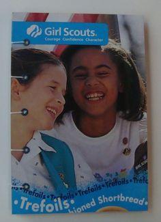 Cute idea for a Girl Scout Camp Scrapbook!