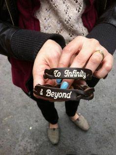 boyfriend & girlfriend bracelets?!