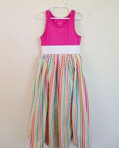 Domestic Bliss Squared: The Urban Princess Dress: the Full Tutorial!