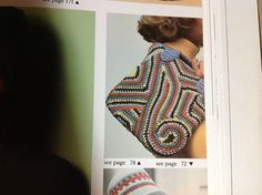 "Ravelry: ""The Maze"" Handbag pattern by A Breth {published in ""Women's Day Crochet Showcase""}"