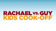 Enter for a chance to win a trip to NYC with the Rachael vs. Guy: Kids Cook-Off Sweepstakes