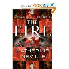 thriller and the game of chess - The Fire: A Novel by Katherine Neville
