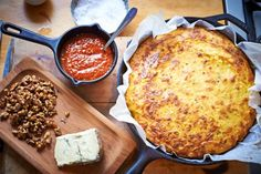 Jalapeno Cornbread with Arrabbiata Sauce and Blue Cheese | Quick & Easy | MiNDFOOD