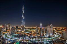 The Diamond Ring Of Dubai
