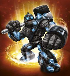 Granite Crusher - Izal's favorite Giant!