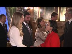 Neujahrsempfang der großherzoglichen Familie