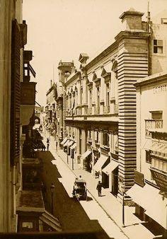 Kingsway Valletta Malta 1890