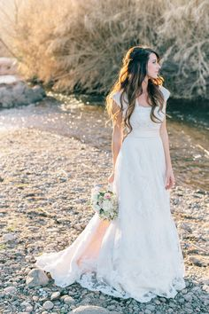 Love the dress and how modest it is