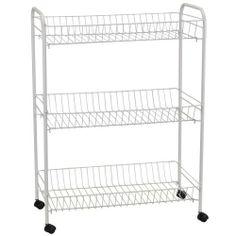 Home Kitchen Storage Carts On Pinterest Kitchen