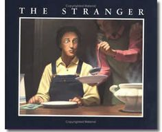 The Stranger by Chris Van Allsburg. Fall books for children.