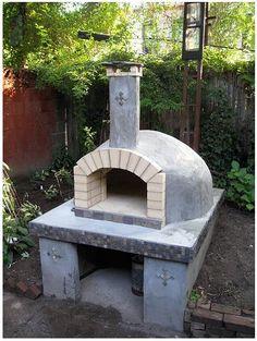 color, outdoor, diy brick oven, brick ovens, backyard oven