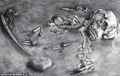 DNA extracted from a young boy who died 24,000 years ago could prove that the first Native Americans were European. The genome of the four-year-old boy, who died in south-central Siberia, is the oldest sequenced to date. It provides an insight into origins of Native Americans, whose ancestors are believed to have travelled across Siberia into the Americas during the Ice Age...