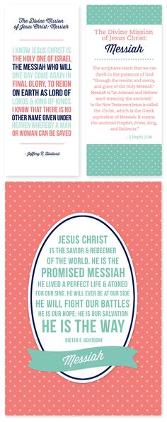 August 2014 Visiting Teaching Printables #LDS