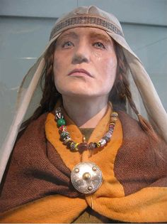 Fränkische Frau aus Frei-Weinheim